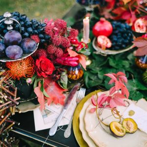 Styling inspiration for an intimate wedding