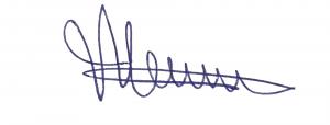 lorraine signature